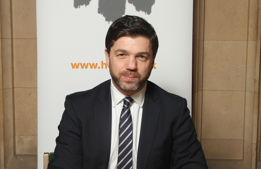 Crabb signs Holocaust Educational Trust Book of Commitment